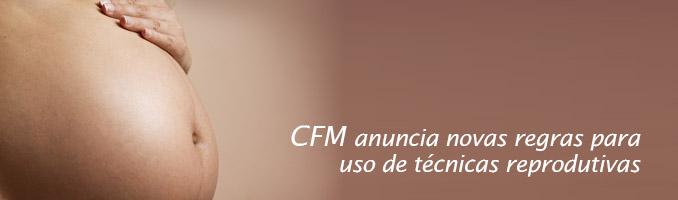 Novas regras CFM